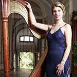 wedding musicians italy harpist Florence