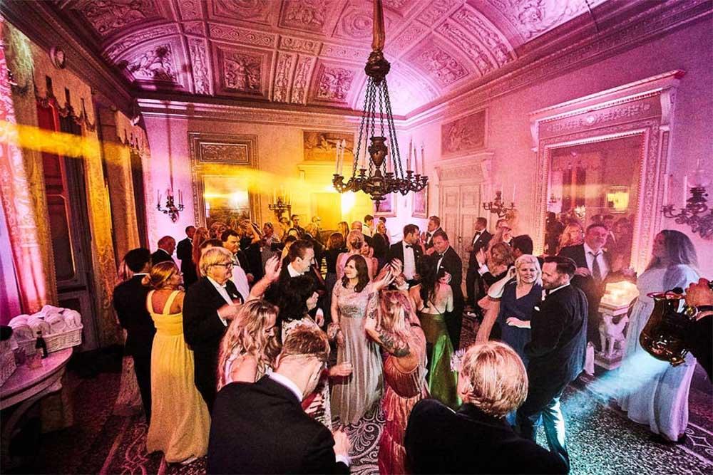 Italian wedding DJs - Wedding dj and lighting italy